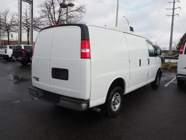 2019 Chevrolet Express 2500 4x2, Carrier Direct-Drive Refrigerated Body #14651 - photo 7