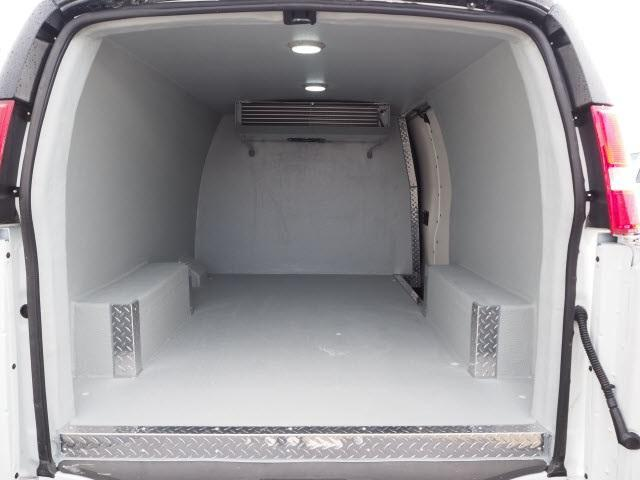 2019 Chevrolet Express 2500 4x2, Carrier Direct-Drive Refrigerated Body #14651 - photo 2