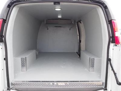 2019 Chevrolet Express 2500 RWD, Carrier Direct-Drive Refrigerated Body #14651 - photo 2