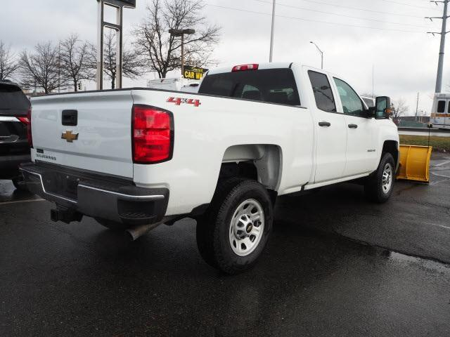 2019 Chevrolet Silverado 2500 Double Cab 4x4, Fisher Pickup #14895 - photo 1