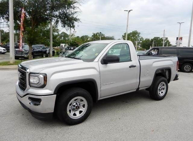 2018 Sierra 1500 Regular Cab 4x2,  Pickup #110510T - photo 3