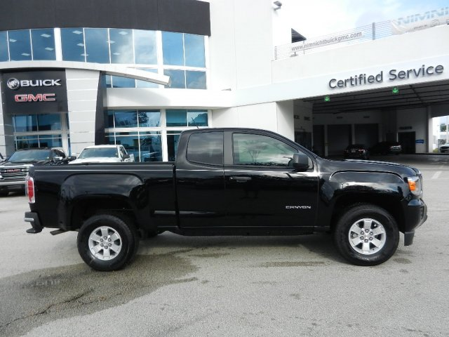 2019 Canyon Extended Cab 4x2,  Pickup #140131T - photo 6