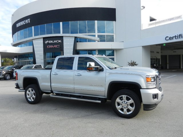 2019 Sierra 2500 Crew Cab 4x4,  Pickup #185397T - photo 5