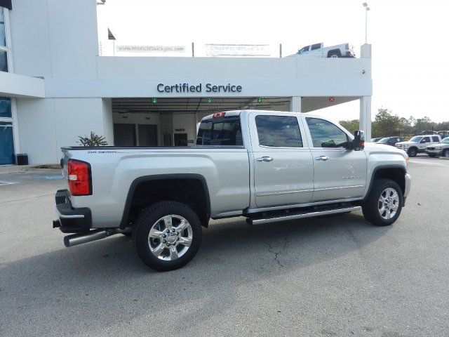 2019 Sierra 2500 Crew Cab 4x4,  Pickup #185397T - photo 2