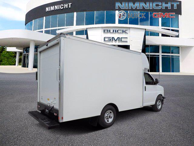 2021 GMC Savana 3500 4x2, Supreme Spartan Cargo Cutaway Van #186083T - photo 2