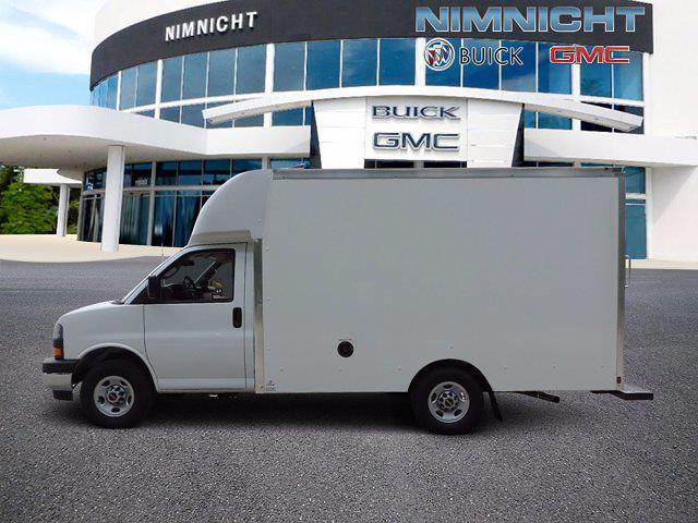 2021 GMC Savana 3500 4x2, Supreme Spartan Cargo Cutaway Van #186083T - photo 6