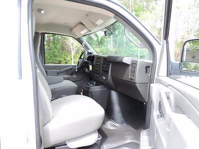 2021 GMC Savana 3500 4x2, Supreme Spartan Cargo Cutaway Van #186083T - photo 12