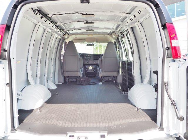 2020 GMC Savana 2500 4x2, Empty Cargo Van #193129T - photo 1