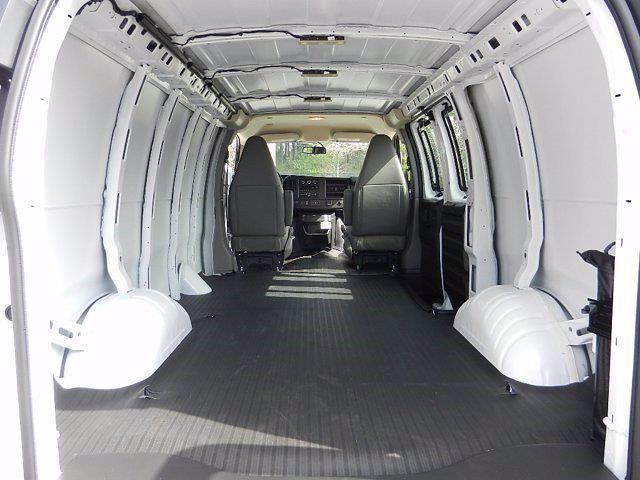 2021 GMC Savana 2500 4x2, Empty Cargo Van #203484T - photo 1