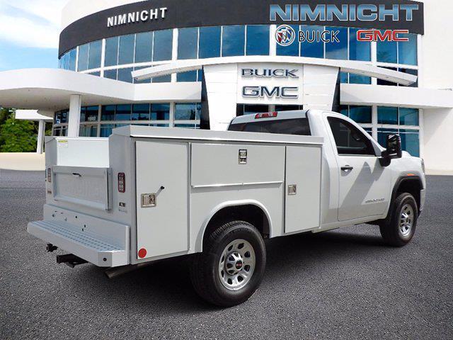 2021 GMC Sierra 3500 Regular Cab 4x2, Pickup #213491T - photo 2
