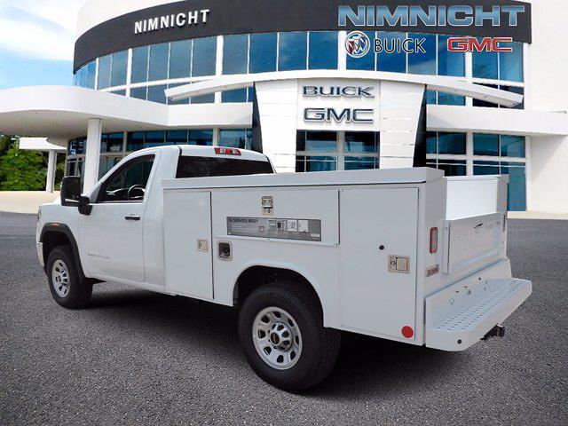 2021 GMC Sierra 3500 Regular Cab 4x2, Pickup #213491T - photo 5