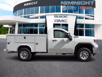 2021 GMC Sierra 3500 Regular Cab 4x2, Pickup #213491T - photo 3