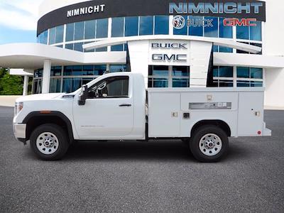 2021 GMC Sierra 3500 Regular Cab 4x2, Pickup #213491T - photo 6