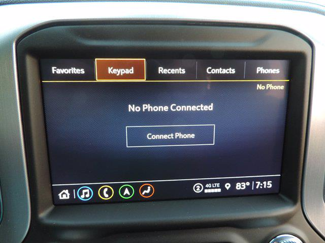 2021 GMC Sierra 3500 Crew Cab 4x4, Pickup #215785T - photo 28