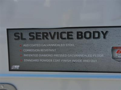 2019 Sierra 3500 Regular Cab DRW 4x2,  Reading SL Service Body #218849T - photo 7