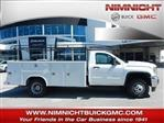 2019 Sierra 3500 Regular Cab DRW 4x2,  Reading Service Body #218849T - photo 1