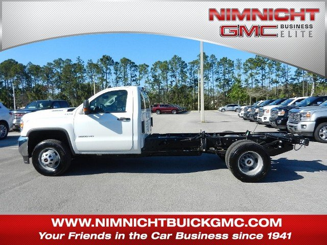 2019 Sierra 3500 Regular Cab DRW 4x4,  Cab Chassis #225490T - photo 1