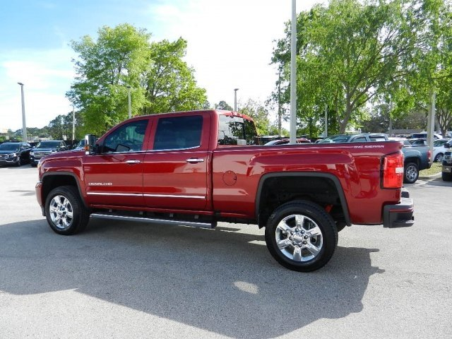 2019 Sierra 2500 Crew Cab 4x4,  Pickup #228794T - photo 8