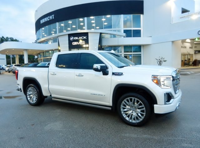 2019 Sierra 1500 Crew Cab 4x4,  Pickup #232040T - photo 5