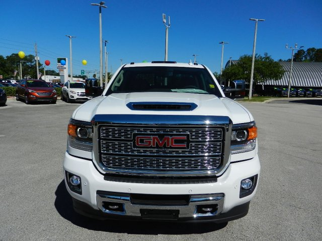 2019 Sierra 3500 Crew Cab 4x4,  Pickup #254547T - photo 4