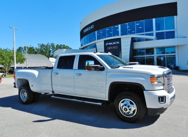 2019 Sierra 3500 Crew Cab 4x4,  Pickup #254547T - photo 5