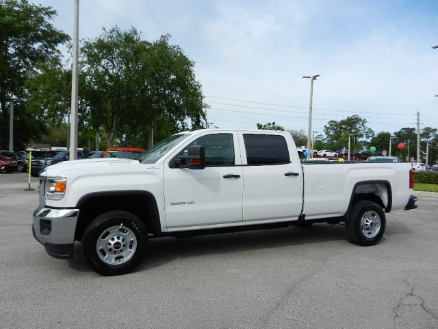 2019 Sierra 2500 Crew Cab 4x4,  Pickup #254713T - photo 3