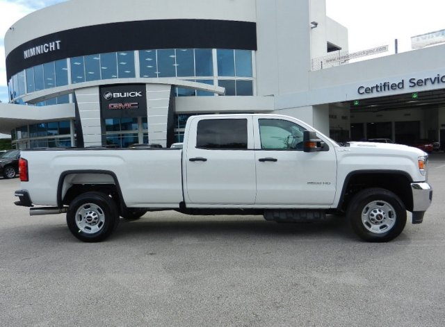 2019 Sierra 2500 Crew Cab 4x4,  Pickup #254713T - photo 5