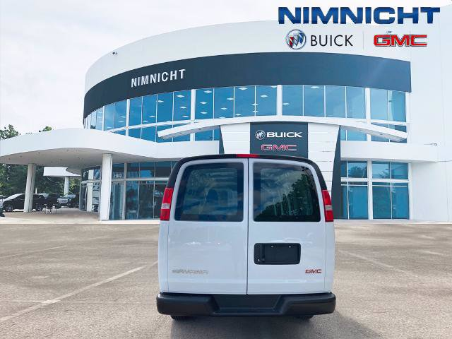 2020 GMC Savana 2500 RWD, Empty Cargo Van #260558T - photo 7