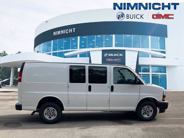 2020 GMC Savana 2500 RWD, Empty Cargo Van #260558T - photo 9