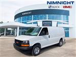 2020 GMC Savana 2500 RWD, Empty Cargo Van #260558T - photo 4