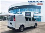 2020 GMC Savana 2500 RWD, Empty Cargo Van #260558T - photo 8