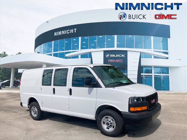 2020 GMC Savana 2500 RWD, Empty Cargo Van #266882T - photo 1