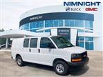 2020 GMC Savana 2500 RWD, Empty Cargo Van #266882T - photo 1