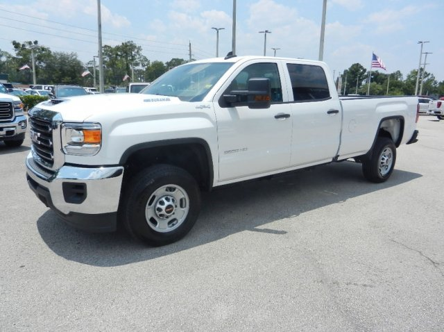 2019 Sierra 2500 Crew Cab 4x4,  Pickup #271647T - photo 8
