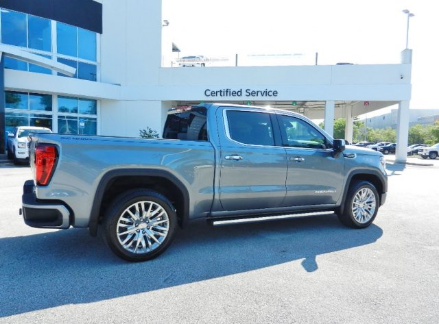 2019 Sierra 1500 Crew Cab 4x4,  Pickup #275507T - photo 2