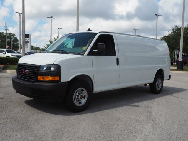 2019 Savana 2500 4x2,  Empty Cargo Van #317862T - photo 4