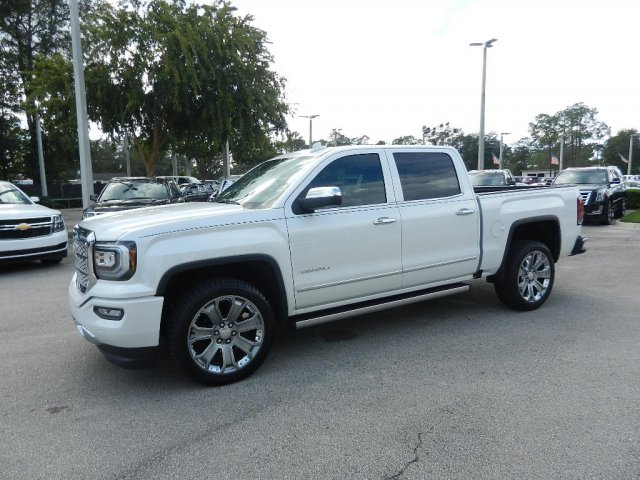2018 Sierra 1500 Crew Cab 4x4,  Pickup #553149T - photo 3