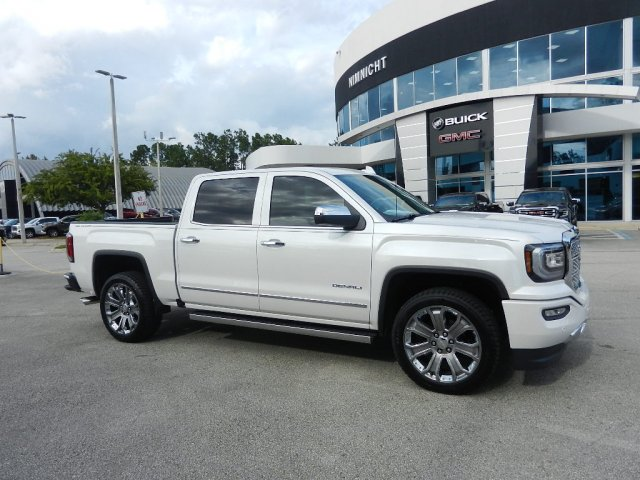 2018 Sierra 1500 Crew Cab 4x4,  Pickup #553149T - photo 5