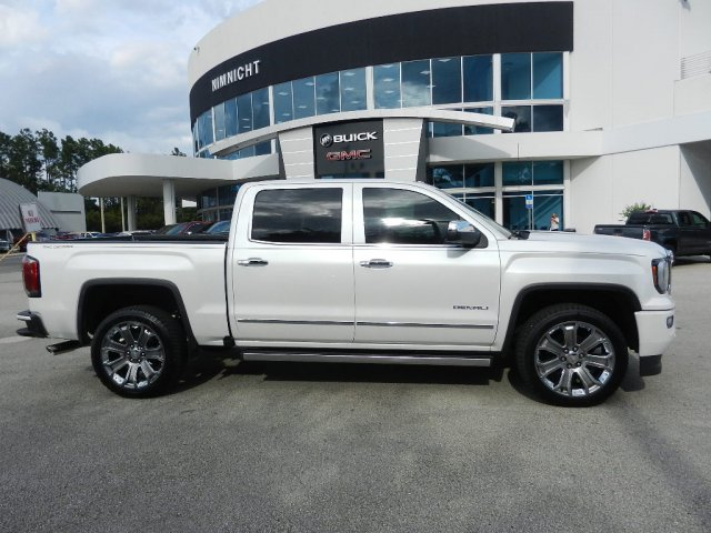 2018 Sierra 1500 Crew Cab 4x4,  Pickup #553149T - photo 6