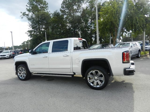 2018 Sierra 1500 Crew Cab 4x4,  Pickup #553149T - photo 8