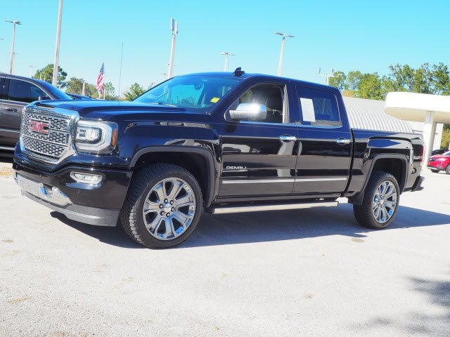2018 Sierra 1500 Crew Cab 4x4,  Pickup #565071T - photo 4