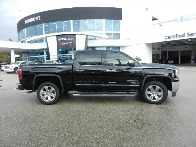 2018 Sierra 1500 Crew Cab 4x4,  Pickup #608328T - photo 6