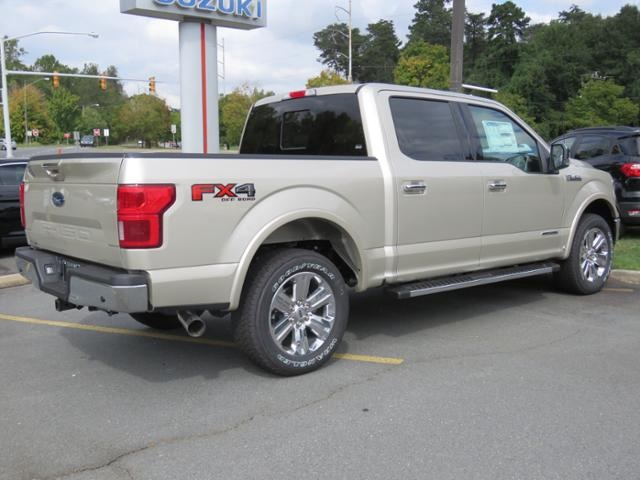 2018 F-150 SuperCrew Cab 4x4,  Pickup #T20053 - photo 1