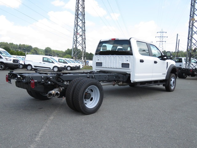 2019 Ford F-550 Crew Cab DRW 4x4, Cab Chassis #T21237 - photo 1