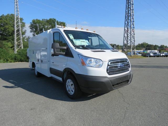 2019 Ford Transit 350 4x2, Knapheide Service Utility Van #T21503 - photo 1