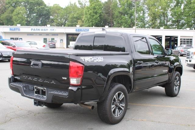 2017 Toyota Tacoma Double Cab 4x4, Pickup #T22252A - photo 1