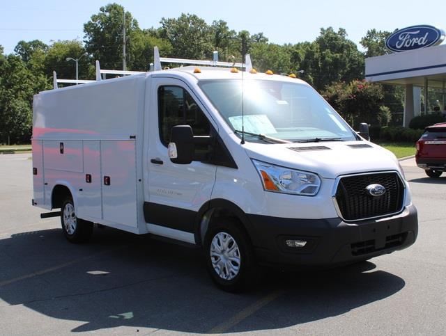 2020 Ford Transit 350 RWD, Knapheide Service Utility Van #T22636 - photo 1