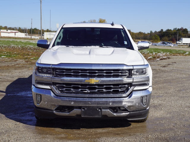 2016 Silverado 1500 Crew Cab 4x4, Pickup #1618S - photo 5