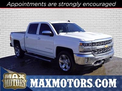 2016 Silverado 1500 Crew Cab 4x4, Pickup #1618S - photo 1