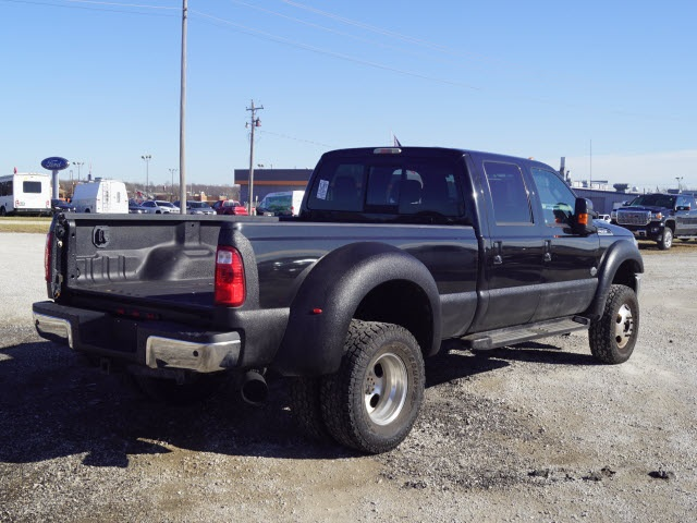 2013 F-450 Crew Cab DRW 4x4, Pickup #1743P - photo 2